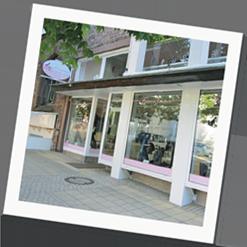Geschäft in der Brunnenstraße